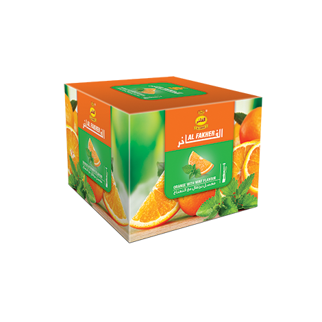 Wasserpfeifentabak Al Fakher Minze-Orange Mix 250gr