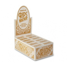 Rips Hemp Regular - Kiste