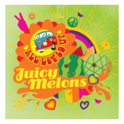 Big Mouth Classical Range: Juicy Melon
