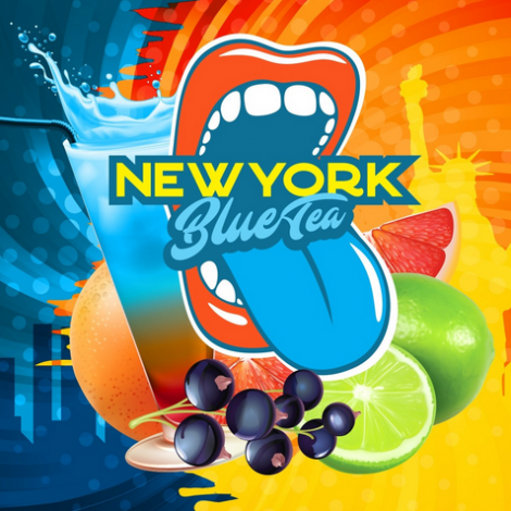 Big Mouth - New York Blue Tea
