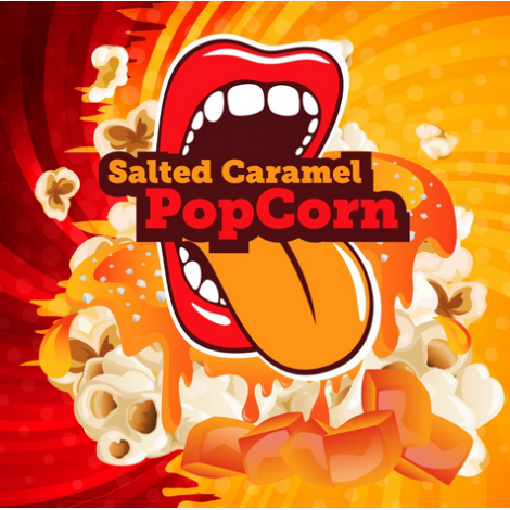 Big Mouth - Salted Caramel PopCorn