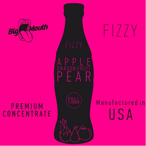 Big Mouth - Apple / Dragonfruit / Pear