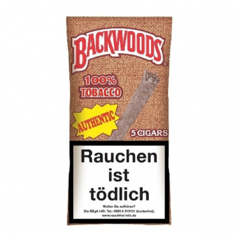 Backwoods Authentic Schweiz