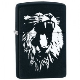 Zippo Asian Lion with Fangs