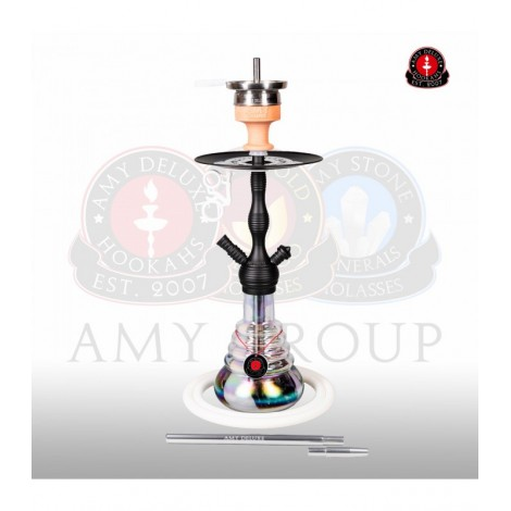 Shisha Amy – Small Rips - R - Black
