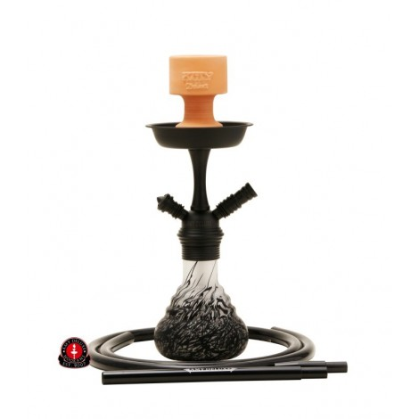 Shisha Amy – Crazy Dots - Black
