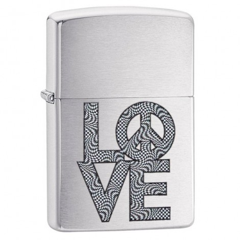 Zippo – Love and Peace