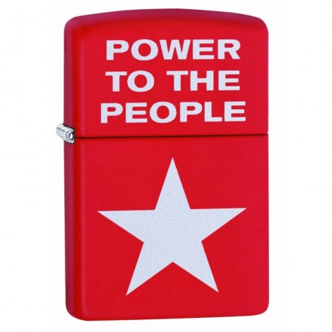 Zippo – Power to the People
