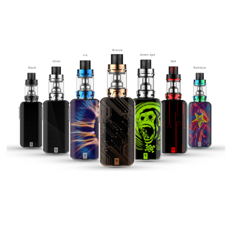 Vaporesso Luxe mit SKRR Tank Kit