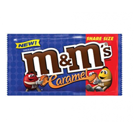 M&M`s Caramel King Size