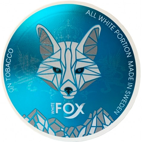 White Fox Snus Epok