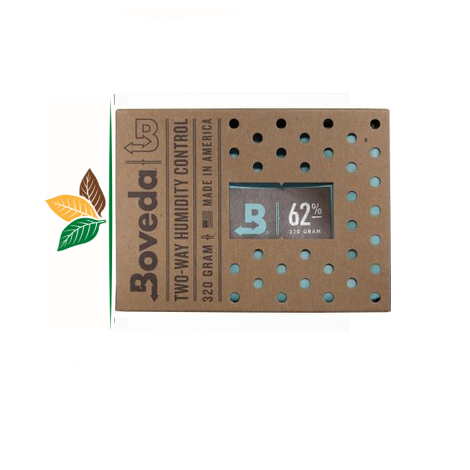 Boveda 62% Humidy Pack 320g