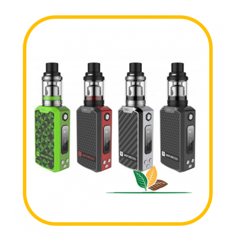 Vaporesso Tarot Nano 80W TC Kit - steel