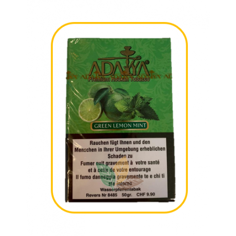 Adalya - Grape Lemon Mint 50gr