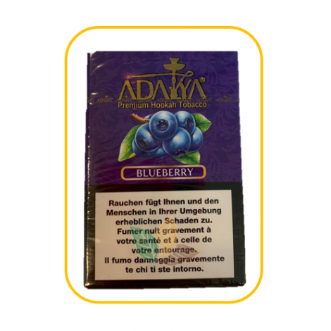 Adalya - Blueberry 50gr