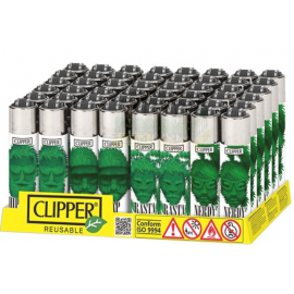 Clipper Micro - Weed Silhouettes