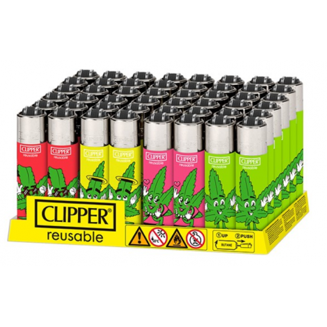 Clipper Micro - Leaf People